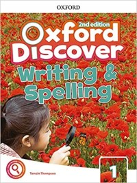 OXFORD DISCOVER 1 SECOND ED WRITING AND SPELLING