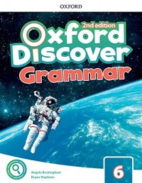 OXFORD DISCOVER 6 GRAMMAR SECOND ED