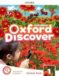 OXFORD DISCOVER 1 SECOND ED WITH APP PK