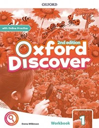 OXFORD DISCOVER 1 SECOND ED WB