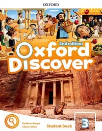 OXFORD DISCOVER 3 SB SECOND ED