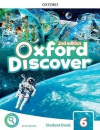 OXFORD DISCOVER 6 SB SECOND ED