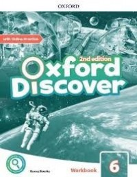 OXFORD DISCOVER 6 WB SECOND ED