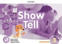 SHOW AND TELL 3 WB SECOND ED