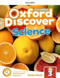 OXFORD DISCOVER SCIENCE 3 SB WITH ONLINE PRACTICE