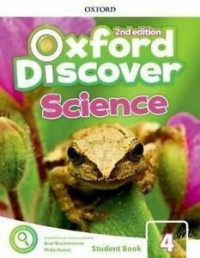 OXFORD DISCOVER SCIENCE 4 SB WITH ONLINE PRACTICE