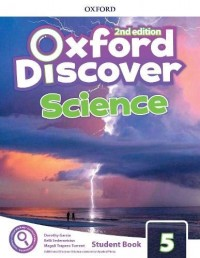 OXFORD DISCOVER SCIENCE 5 SB WITH ONLINE PRACTICE