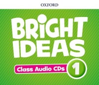 BRIGHT IDEAS 1 - AUDIO CDS