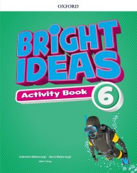 BRIGHT IDEAS 6 - ACTIVITY BOOK WITH ONLINE PRACTICE