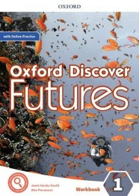 OXFORD DISCOVER FUTURES 1 WB