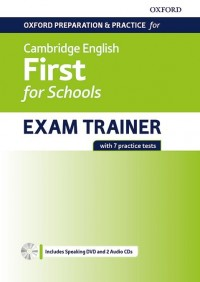 FIRST FOR SCHOOLS EXAM TRAINER WITHOUT KEY