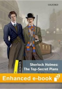 Dominoes Level 1 Sherlock Holmes Top Secret Plans