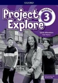 PROJECT EXPLORE LEVEL 3 WB WITH ONLINE PRACTICE