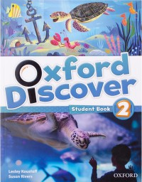 Oxford Discover 2 Book