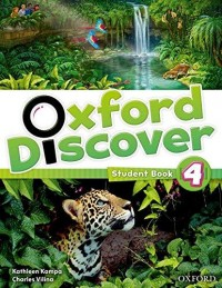 Oxford Discover 4 Book