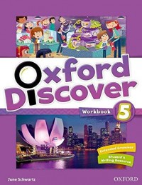 Oxford Discover 5 Wb