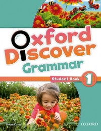 OXFORD DISCOVER 1 GRAMMAR BOOK