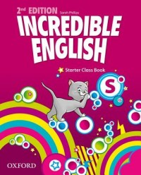 Incredible English Starter  Book Second Ed