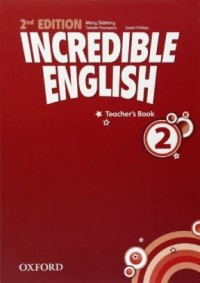 Incredible English Tch 2 New Edition