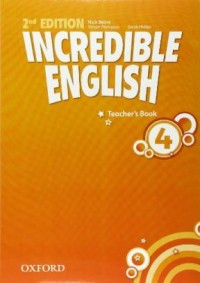 Incredible English Tch 4 2Nd Edition