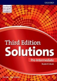 SOLUTIONS PRE INTERMEDIATE ST WITH ONLINE PRACTICE