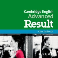 Cambridge English Advanced Result Class Cd