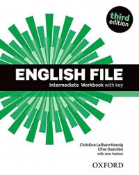 English File 3 Rd Edition Intermediate Wb With Key