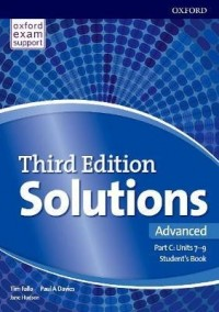 SOLUTIONS ADVANCED SB THIRD ED AND ONLINE PRACTICE