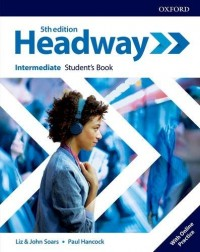 HEADWAY INTERMEDIATE 5 TH EDITION SB WITH ONLINE PRACTICE