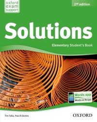 Solutions Elementary Second Ed. Sb