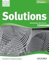 Solutions Elementary Second Ed. Wb