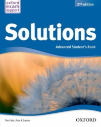 Solutions Advanced Second Ed. Book