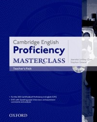 Proficiency Masterclass  2013 Teacher'S Book