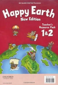New Happy Earth  Resource Pack 1 & 2