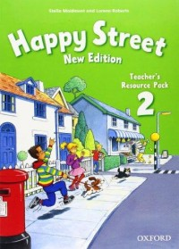 New Happy Street 2 Trb