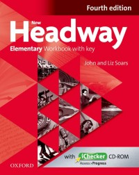 New Headway Elementary Wb 4Rd.Ed.