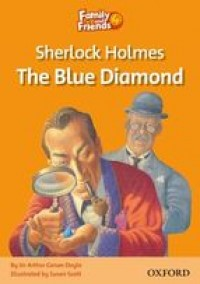 Family And Friends 4 Readers The Blue Diamond
