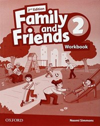 Family And Friends 2 Wb Second Edition