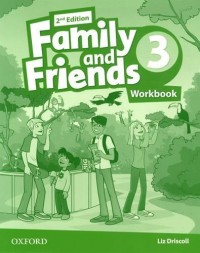 Family And Friends 3 Wb Second Ed