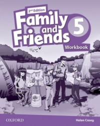 Family And Friends 5 Wb Second Ed