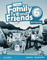 Family And Friends 6 Wb Second Ed