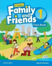 FAMILY AND FRIEND 1 STUDENT´S BOOK 2ND EDITION