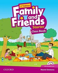 FAMILY AND FRIENDS STARTER 2ND EDITION SB RS