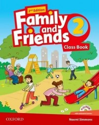 FAMILY AND FRIENDS 2 BOOK RS SECOND ED