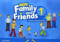 Family And Friend 1 Tch Resource Pack 2Nd Edition