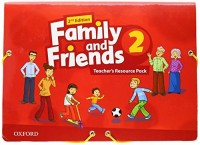 Family And Friend 2 Tch Resource Pack 2Nd Edition
