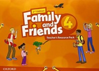 Family And Friend 4 Tch Resource Pack 2Nd Edition