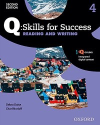 Q SKILLS FOR SUCCESS 4 READING AND WRITING SB