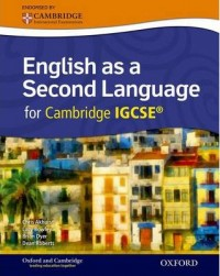 English As A Second Language For  Igcse Coursebook
