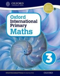 OXFORD INTERNATIONAL PRIMARY  MATH 3  SB